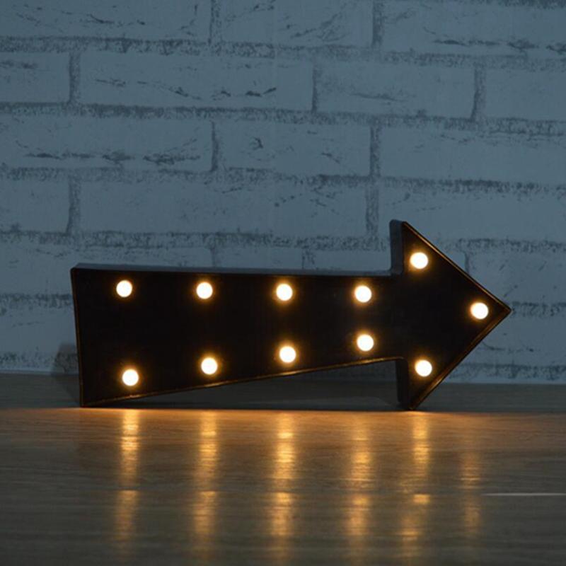 online get cheap lighted arrow signs. Black Bedroom Furniture Sets. Home Design Ideas