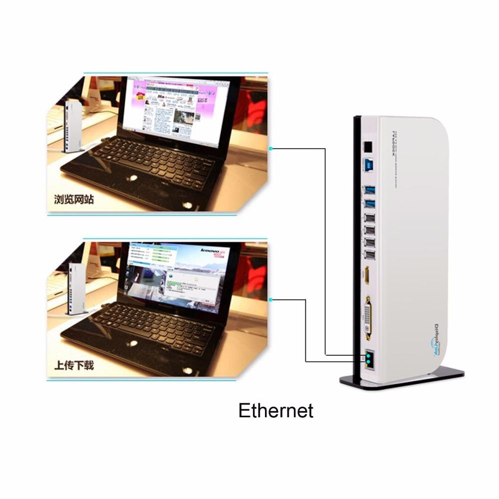 Док-станции для ноутбуков из Китая