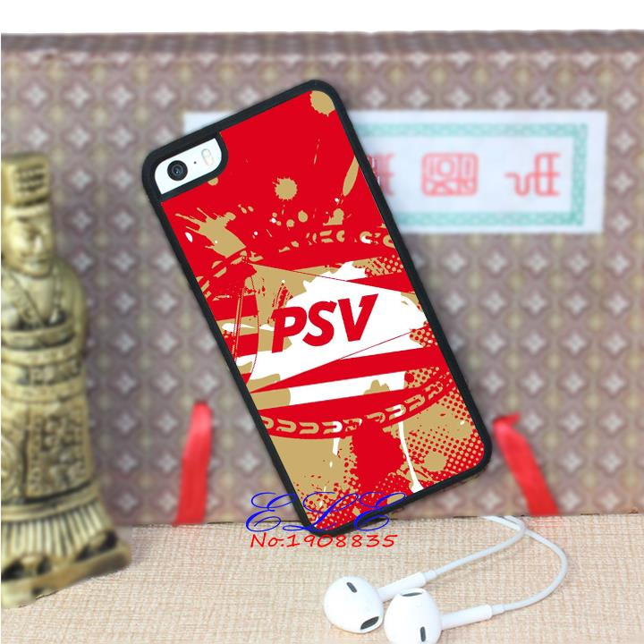 PSV Eindhoven Soccer fashion cell phone case cover for iphone 4 4s 5 5s se 5c 4 4s 5 5s se 5c 6 6 plus 6s 6s plus 7 7 plus J1028(China (Mainland))