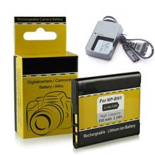 Np-bn1 аккумулятора камеры для SONY + NP-BN1 зарядное устройство для SONY DSC W630 W570 W350 WX100 WX150 W710 TX7C W510 W520 W530 T110
