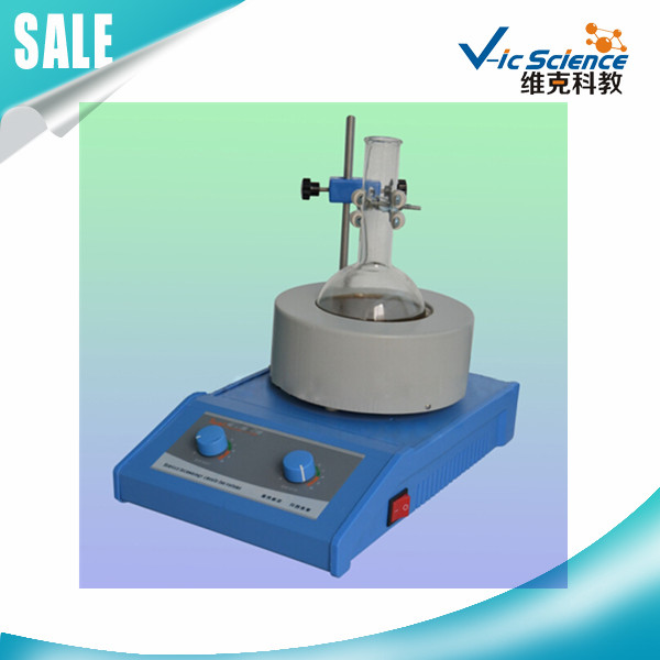 TWCL-T-500ml Temperature adjustable magnetic stirrer heating mantle<br>