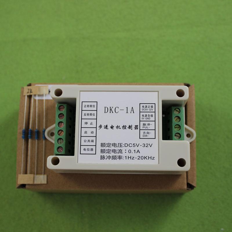 For arduino industrial type dkc 1a stepper motor for Stepper motor pulse generator