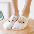Fashion Printed Animal Women Casual Socks Funny Cute dog Low Cut Ankle Socks Hot Selling Cotton
