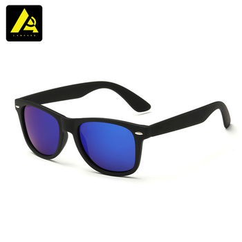 Lampard Fashion brand Mens Polarized Sunglasses for women sport Driving coating UV400 Eyewear Sun Glasses for Men with Case Box