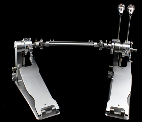 WM Long board Double Bass Drum Pedal Direct Drive CNC MADE PL-02D(China (Mainland))