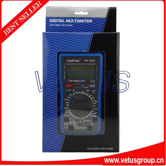 Здесь продается  HP-90D digital multimeter with current tester and multimeter probes  Инструменты