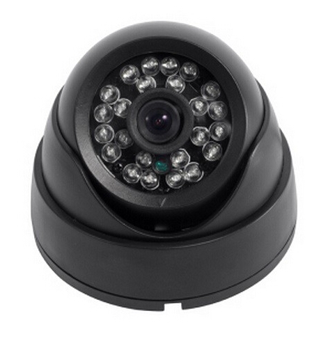 2016 Sale CCTV HD AHD Indoor CCTV 24 IR LEDs Color 1/4 CMOS Sensor 720P 1000TVL Security dome Cameras with IR-CUT pinhole Lens <br><br>Aliexpress