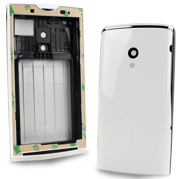 Original Full Housing Body for Sony Xperia X10i Back Cover Bezel Frame + Keypad Buttons with Logo(China (Mainland))