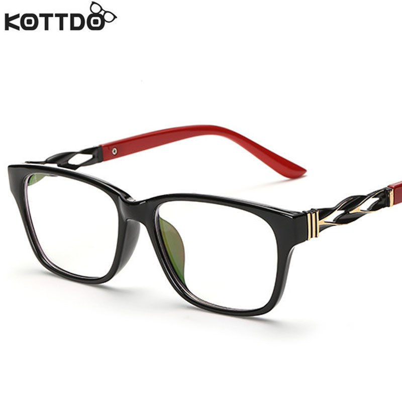 latest eyeglass frames tiwz  2016 latest brand eyeglasses frame men women fashion plain glasses vintage  optical myopia eye glasses frame oculos de grau