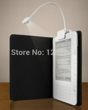 3W LED Read Light lamp for Ebook Ereader,Universal for Amazon Kindle for Kobo for Pocketbook for Nook for Sony(China (Mainland))
