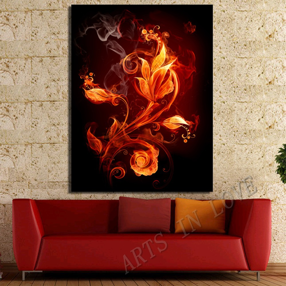 1 Piece picture Sparkst Modern Home Decoration painting Canvas Large HD Art Print Painting Living Room,Canvs - Whisper of store