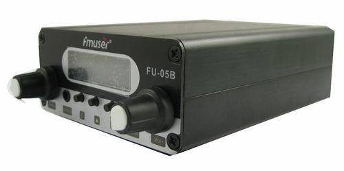 0.5W CZH-05B CZE-05B FU-05B pll 87-108mhz fm radio transmitter broadcast stereo mic(China (Mainland))