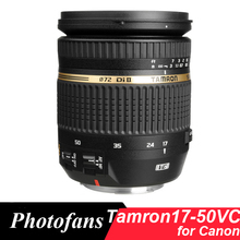 Buy Tamron 17-50mm VC Lens Tamron SP AF 17-50 f/2.8 XR Di-II VC Lenses Canon 600D 700D 750D 760D 800D 60D 70D 80D 7D for $375.00 in AliExpress store