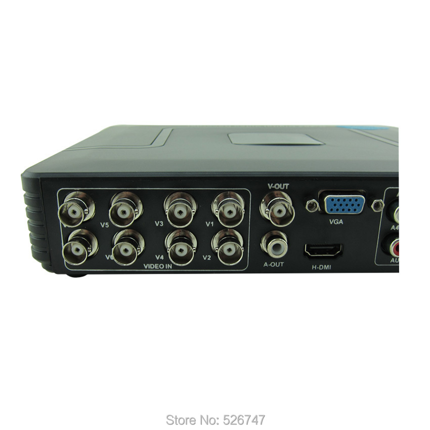DVR eight Channel A1108E-3