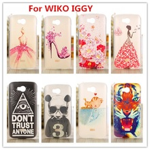 Luxury Crystal Diamond 3D case WIKO IGGY /Explay Golf ,Bling Hard Protector Cover Case Explay cover - INSOU Group Co;Ltd store