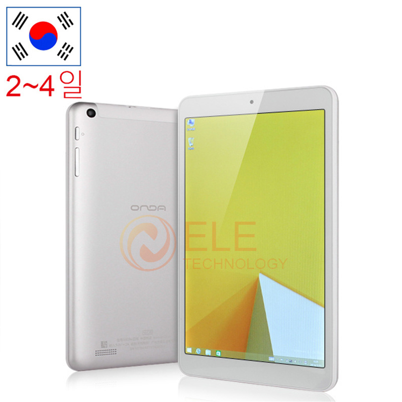Original 8 inch Onda V819W Intel 3735E Quad Core 1GB RAM 16GB ROM Window 8 1