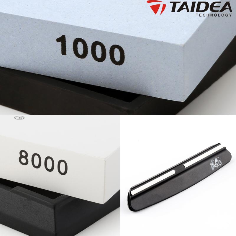TAIDEA Knife sharpener ,corundum sharpening stone 8000 Grit; 1000 grit(China (Mainland))