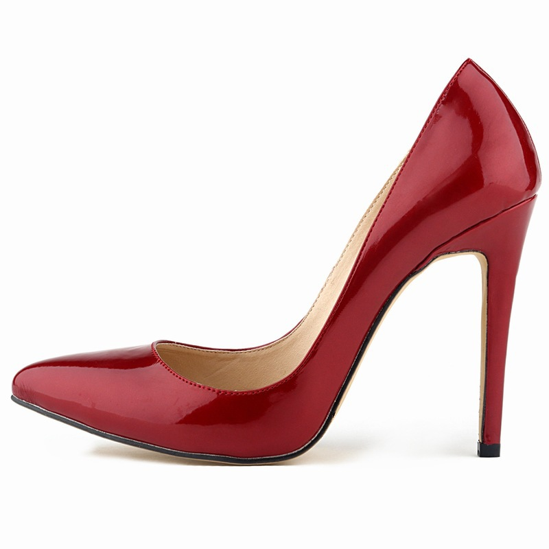Lorraine Tiffen Europe and America pointed Hentian thin heels shallow mouth high heels shoes shoes womens singles star with mon<br><br>Aliexpress