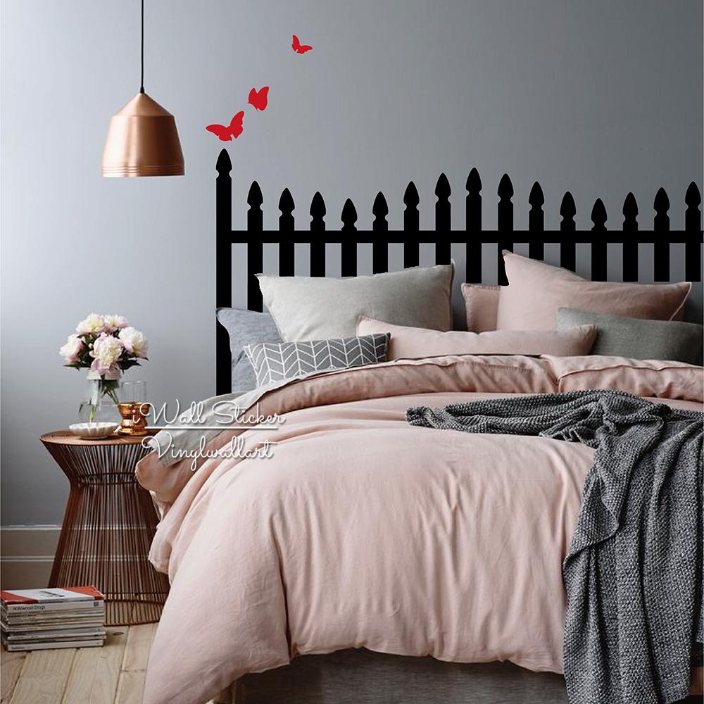 online buy wholesale headboard wall decal from china bedroom headboard wall decal bedroom headboard wall art