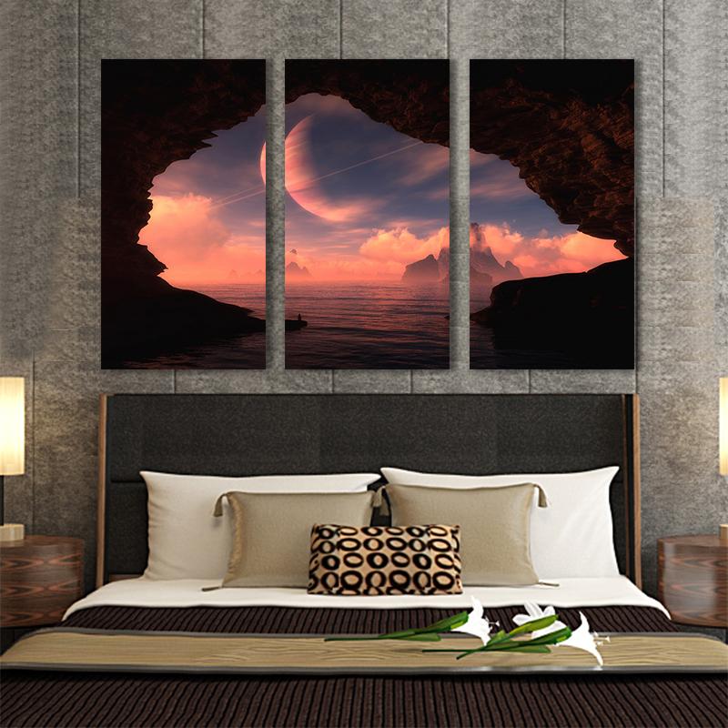 Online kopen wholesale goedkope schilderijen voor koop uit for Goedkope decoratie