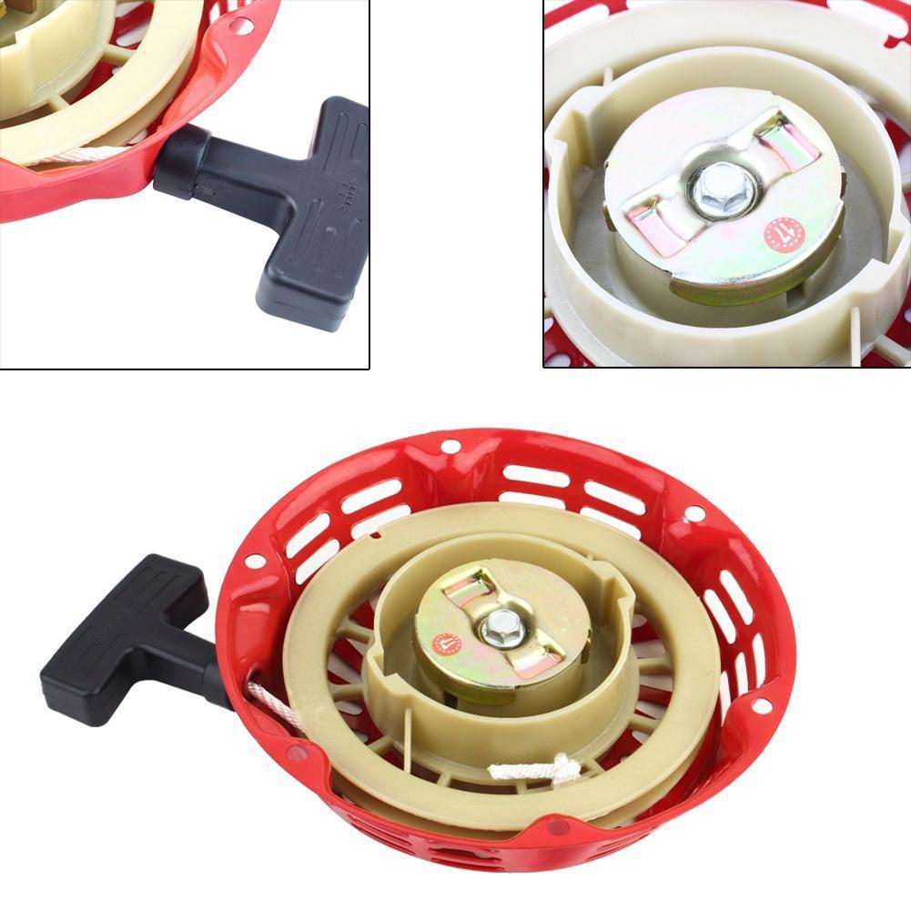 Универсальный 2KW Запчасти для бензинового генератора 168F ручной тянуть пластины aeProduct.getSubject()