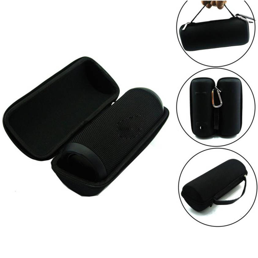 HL Zipper Travel Portable Hard Case Bag Box JBL Flip 3 Bluetooth Speaker Apr12  -  Happy Life 2015 store