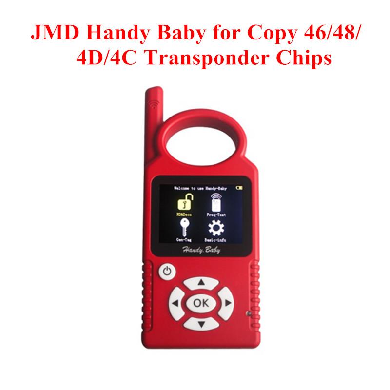 JMD Handy Baby Hand-held Car Key Copy Auto Key Tool for 4D/46/48 Chips CBAY Handy Baby(China (Mainland))