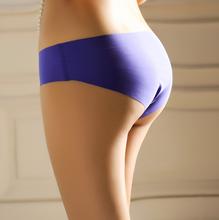 sexy secret seamless panties women Ice Cool Panties Modal cotton panties Medium low waist underwear intimates