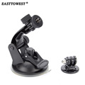Easttowest Gopro Accessories Vacuum Suction Cup Car Mount Windshield Bracket Holder for Xiaomi Yi Gopro Hero