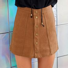 Buy European style Skirt fashion streetwear Women High Waist Plain Skater Flared Pleated Short Mini Skirt Shorts for $6.53 in AliExpress store