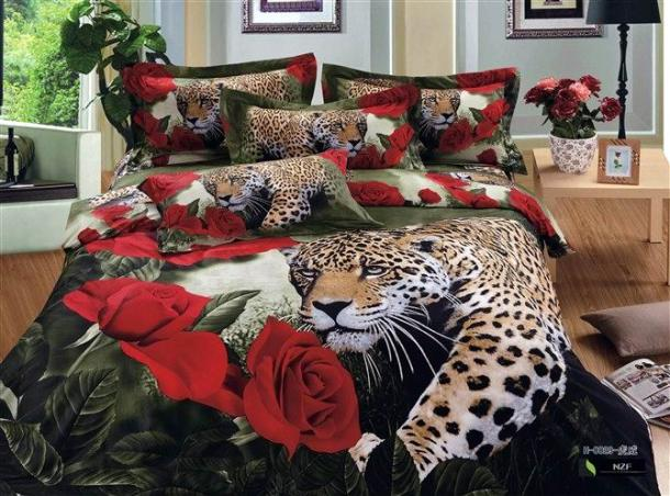 Shop our best selection of Animal Print Bedding to reflect your style and inspire your home. Find the perfect furniture & decor for your bedroom or bathroom at Hayneedle, where you can buy online while you explore our room designs and curated looks for tips, ideas & inspiration to help you along the way.