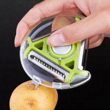 New Fruit Vegetable Grater Potato Cutter Cooking Tools Shredders Tools Tomato Peelers Zanahoria Pepino Slicer  ZT(China (Mainland))
