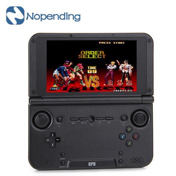 Новая GPD XD 5 дюймов Android4.4 геймпад планшет PC 2 ГБ / 32 ГБ RK3288 четырехъядерных процессоров 1.8 ГГц обрабатывались игровой консоли H-IPS 1280 * 768 игры игрок
