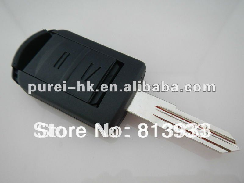 Opel Corsa car remote key case 2 buttons HU46 right blade whole sale<br><br>Aliexpress