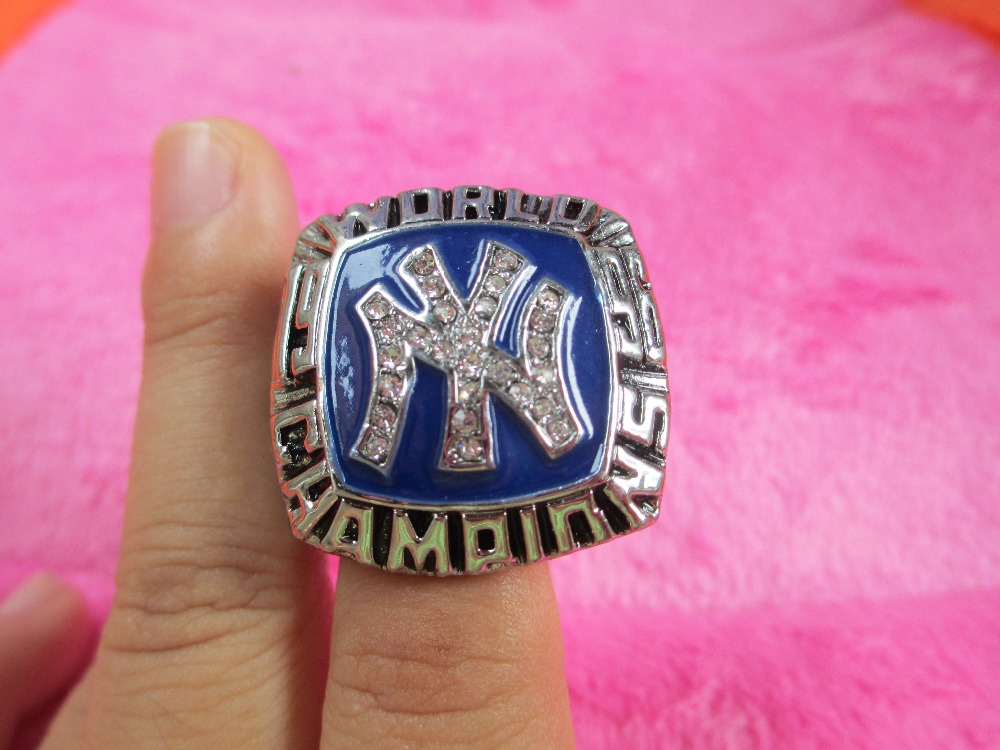 wholesale fashion 1996 new york gold chionship ring