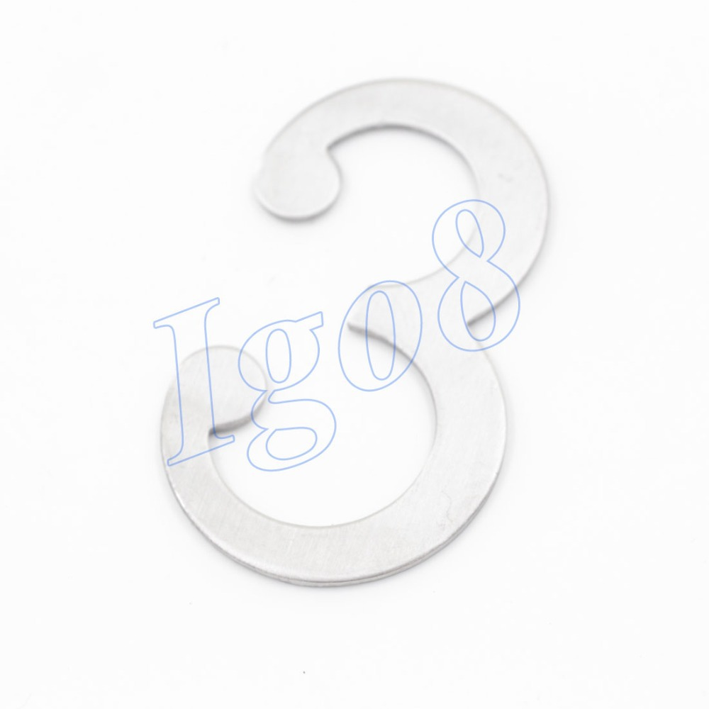 4PCS Digital Door House Number 3 Stainless Steel(China (Mainland))