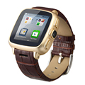2015 New Arrival 3G GPS Watch Phone with 4GB ROM 512M RAM Camera Android Phone Watch