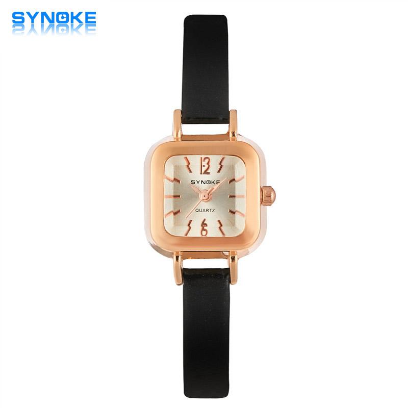 synoke quartz fashion luxury retro simple
