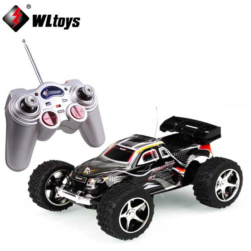 Promotion WL 2019 High Speed Rc Truck ( 20-30km/hour) Super Car Remote Controll Car / Unique Toys Mini Cars(China (Mainland))