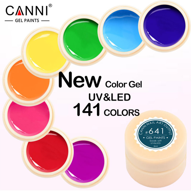 CANNI Nails Gel