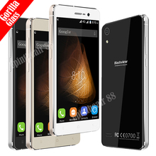 5.0 Inches Original Blackview Omega PRO 4G LTE Mobile Phone Android 5.1 Octa Core 3G RAM 16G ROM 13.0MP CAM 1280*720 Smartphone