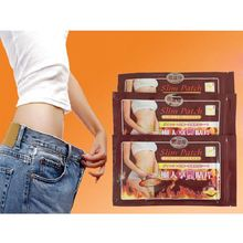 1Bag/10pcs The Third Generation!! Slimming Navel Stick Slim Patch Weight Loss Burning Fat Patch Hot Sale! health care product