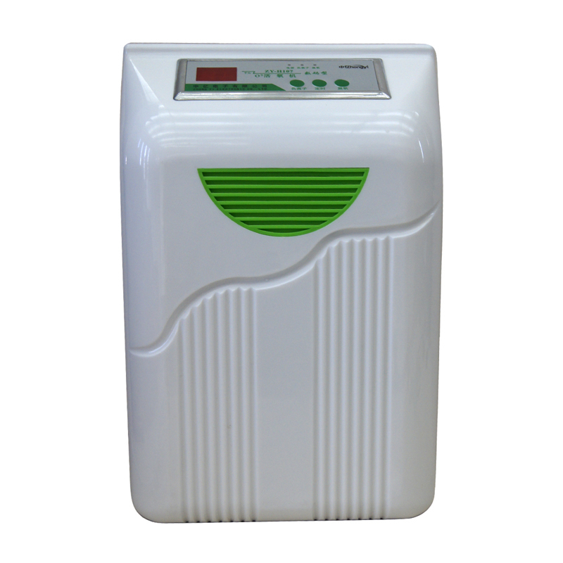 free Shipping Zy-h107 digital type oxygen machine air purifier oxygen bar multifunctional(China (Mainland))