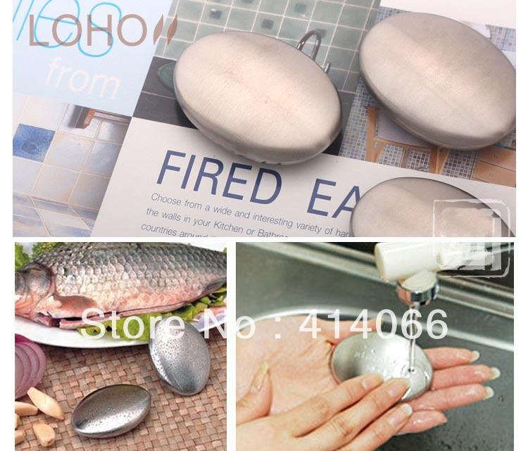 Мэджик устранения запаха кухня бар запах очищение нержавеющая сталь мыло
