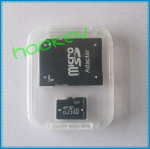 Top Selling 2GB 4GB 8GB 16GB 32GB Micro SD TF Card, Memory Card with Free Adapter 10pcs/lot FREE SHIPPING(China (Mainland))