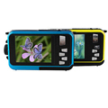 18MP 720P Mini Digital Camera 8x Zoom Digital Photo Frame 2.7 inch COMS HD Video Recoding 3 Colors