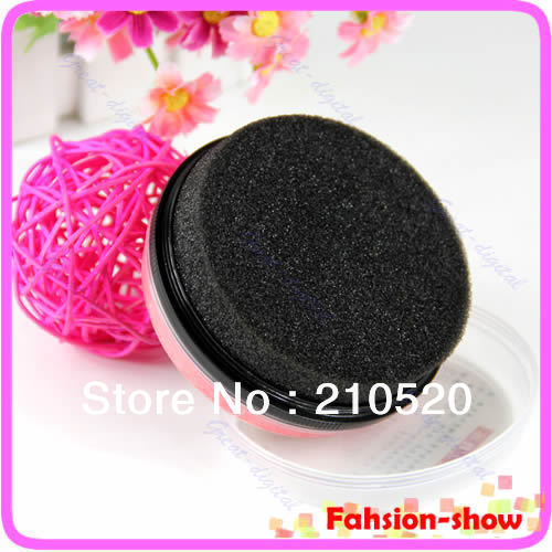 """Y92"""" Free Shipping NEW Double Side Sponge Shoe Brush Quick Shine Cleaning Brush For Leather Shoes Bags Sofa(China (Mainland))"""