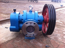 3806 external lubrication pump heavy crude coal tar pitch pumps oil pump(China (Mainland))