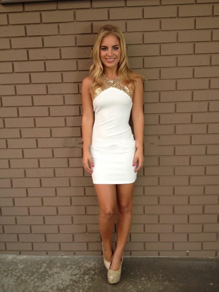 Short White Dresses Under 100 | Beatific Bride