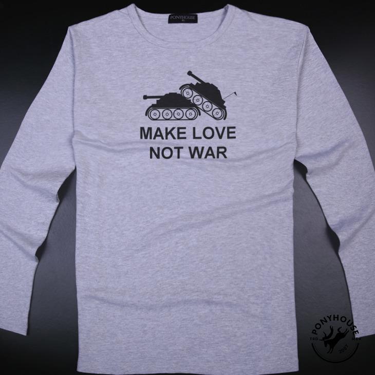 Гаджет  2015I OYT MAKE LOVE NOT WAR and make love not war men